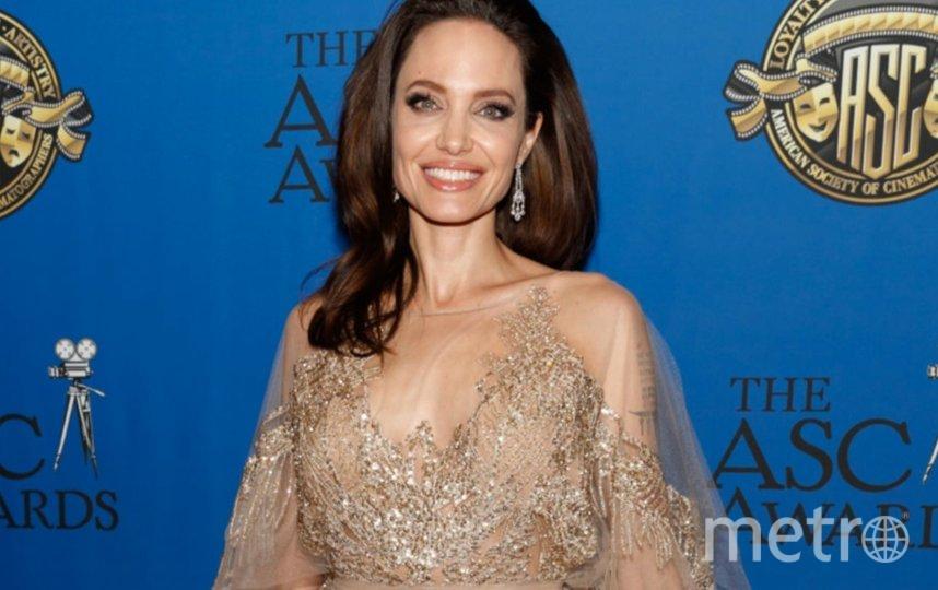 Анджелина Джоли. Фото Getty.