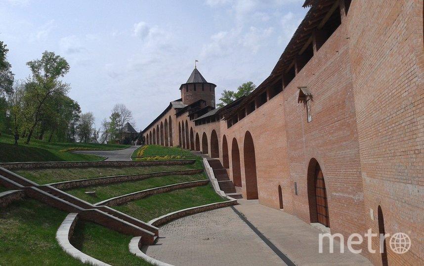 Нижегородский Кремль. Фото pixabay.com