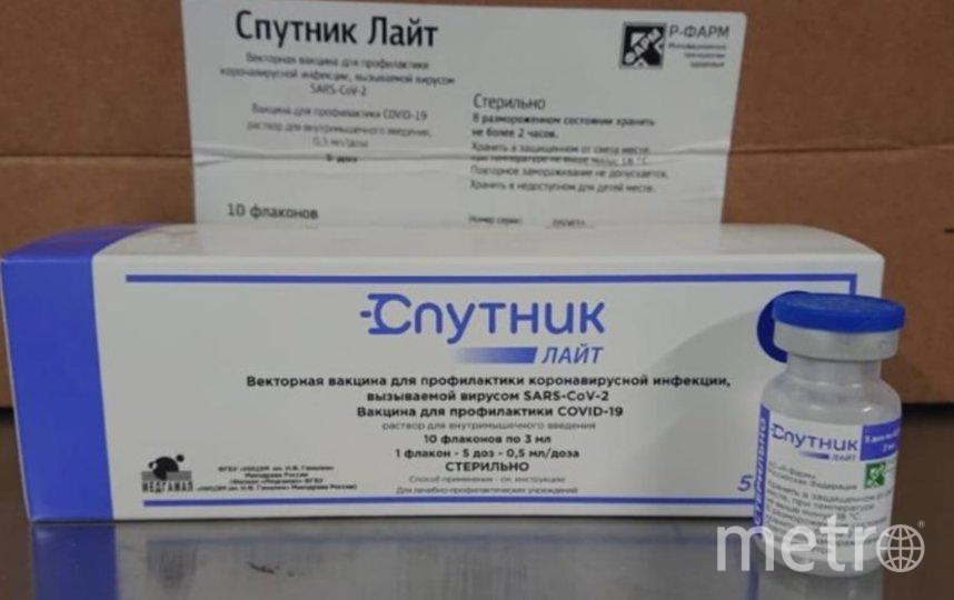 Этот препарат преимущественно используется для повторной вакцинации. Фото Комитет по здравоохранению Петербурга.
