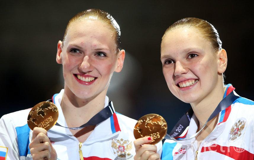 Светлана Колесниченко (справа), олимпийская чемпионка Токио. Фото Getty