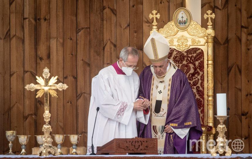 Папа Римский Франциск, архивное фото. Фото Getty