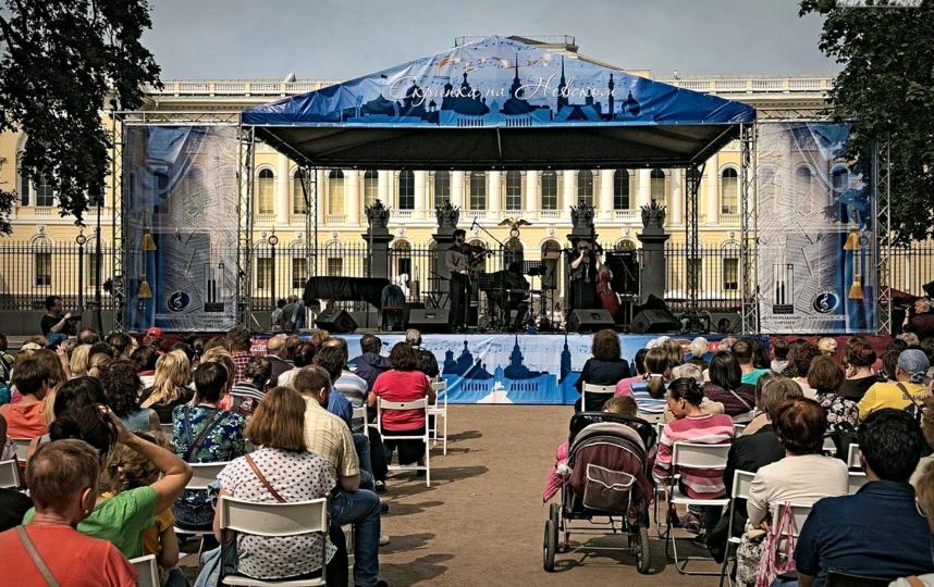 """Фестиваль """"Скрипка на Невском"""". Фото Предоставлено организаторами"""