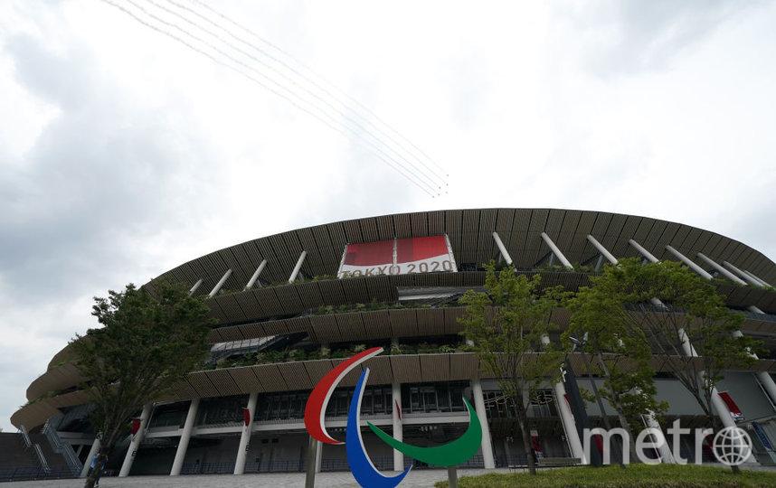 Паралимпиада состоится в Токио с 24 августа по 5 сентября 2021 года. Фото Getty