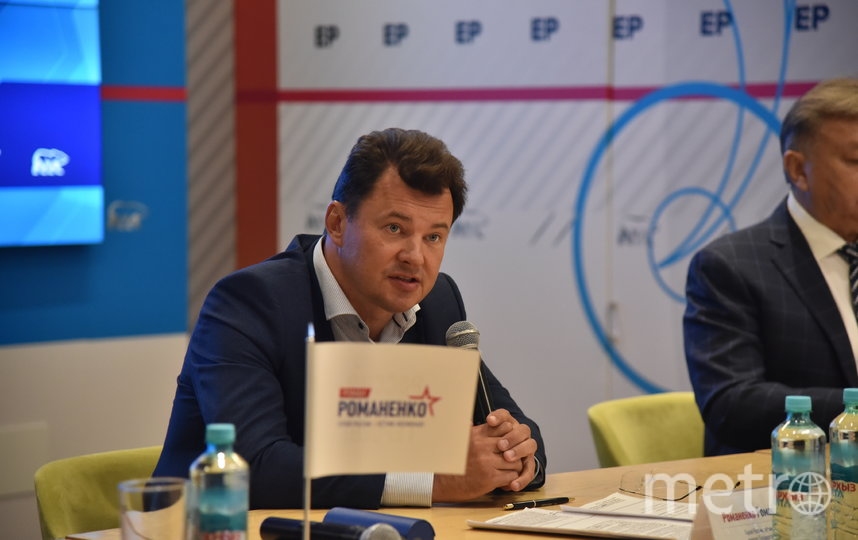 Роман Романенко. Фото Ольга Крылова