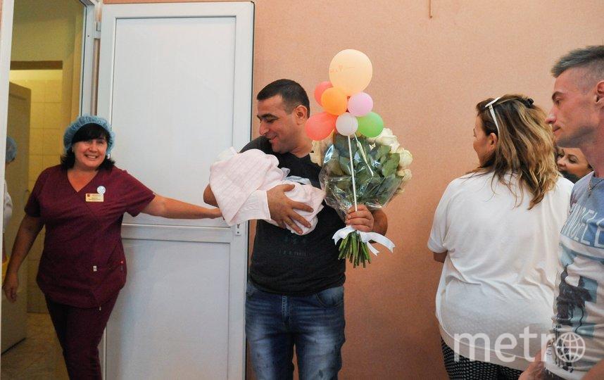 """Каждый год в Москве появляются на свет более 120 тыс. детей. Фото АГН """"Москва""""/Александр Авилов"""