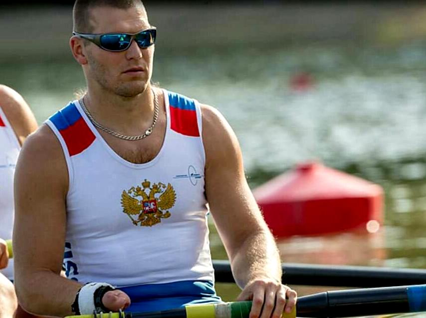 Евгений Борисов. Фото из личного архива