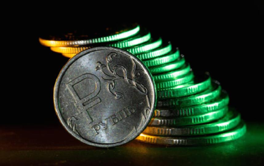 Российские деньги. Фото Getty
