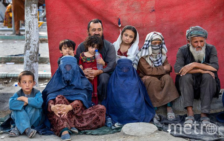 Жители Афганистана не смогут покинуть Кабул после 31 августа. Фото Getty