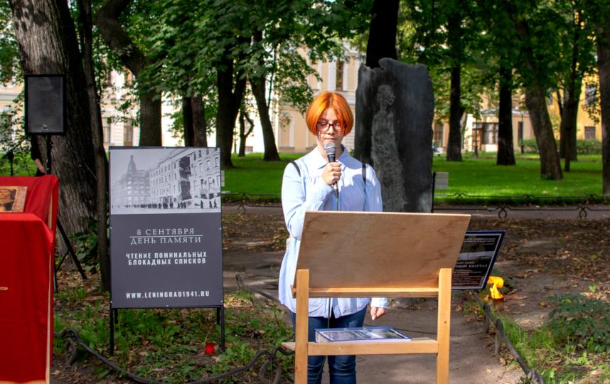 """Акция """"День памяти"""" в Петербурге, архивное фото. Фото Предоставлено организаторами"""
