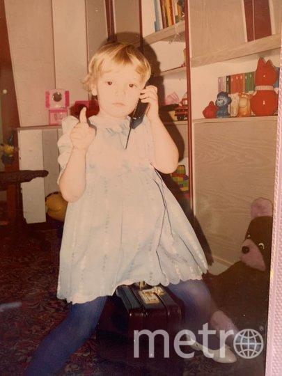 Светлана Колесниченко, детство. Фото из личного архива Светланы