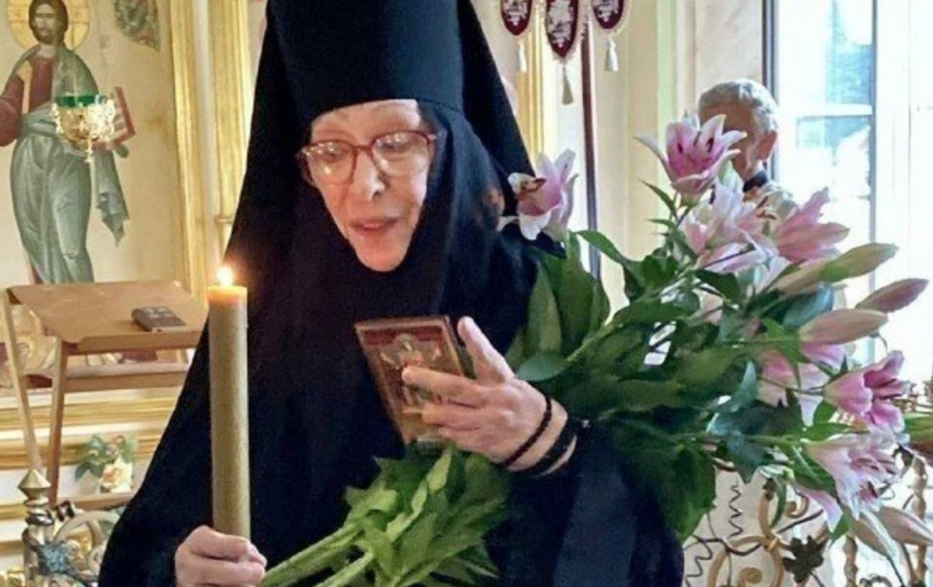 Екатерина Васильева. Фото Telegram-канал Марии Шукшиной