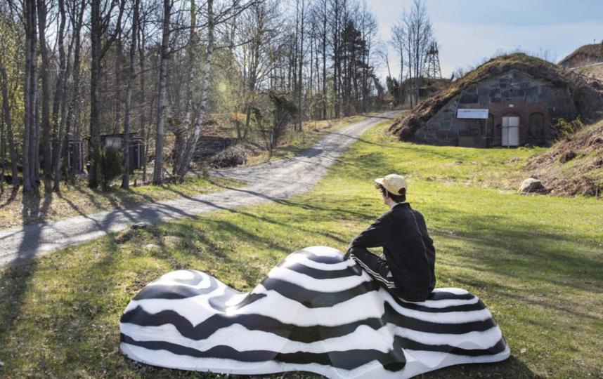 Первая Хельсинкская биеннале проходит c 12 июня по 26 сентября 2021. Фото Предоставлено организаторами