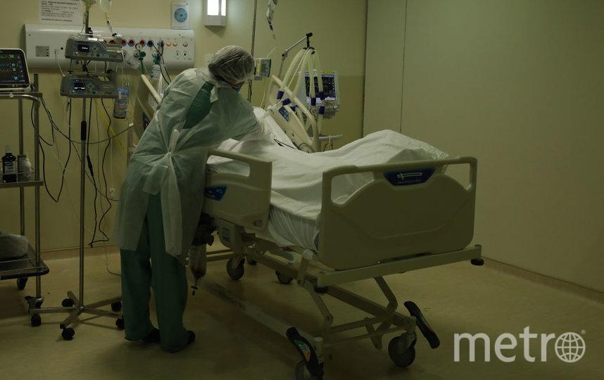 Женщина приехала на операцию в Петербург из Москвы. Фото Getty