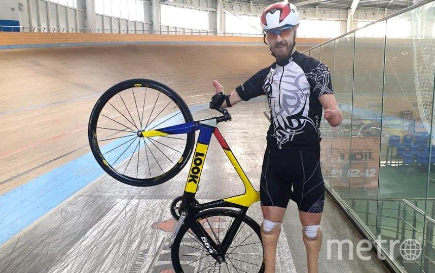 Михаил Асташов стремительно ворвался в велоспорт. Фото Instagram: @astashov03