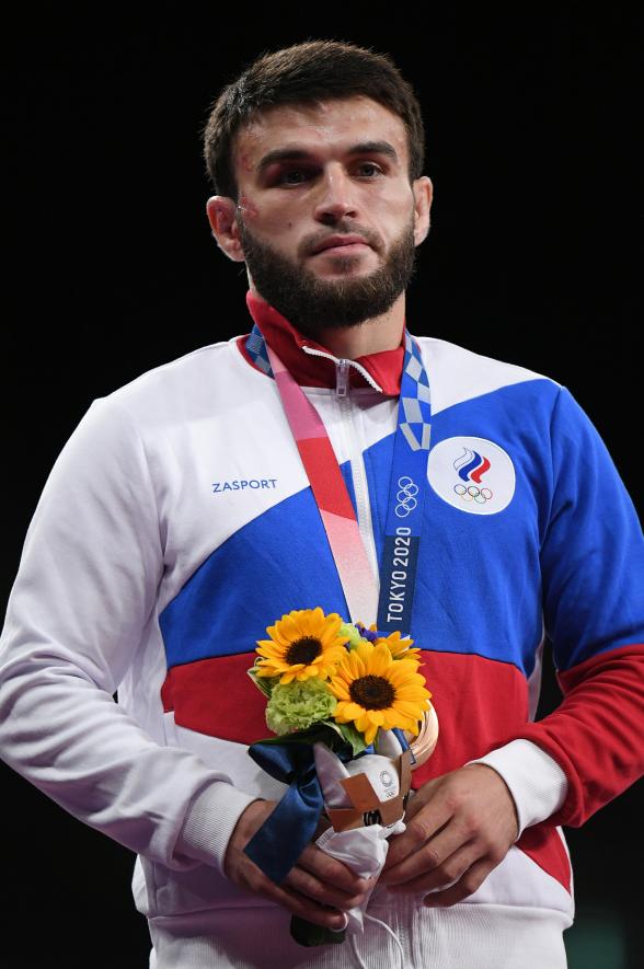Гаджимурад Рашидов. Фото Рамиль Ситдиков, РИА Новости
