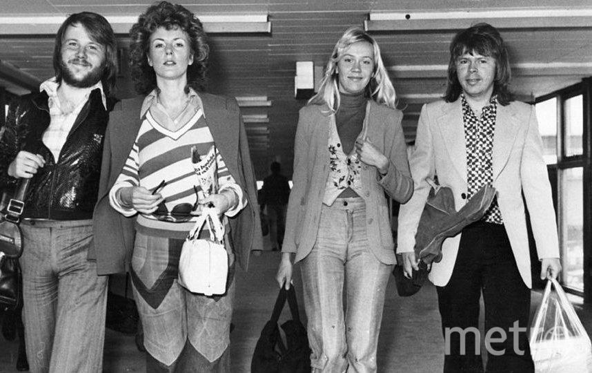Группа ABBA, архивное фото. Фото Getty
