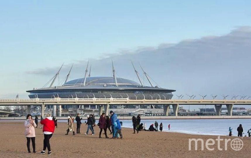 Благоустройство территории будет длиться до 2023 года. Фото vk.com/park300let_spb.