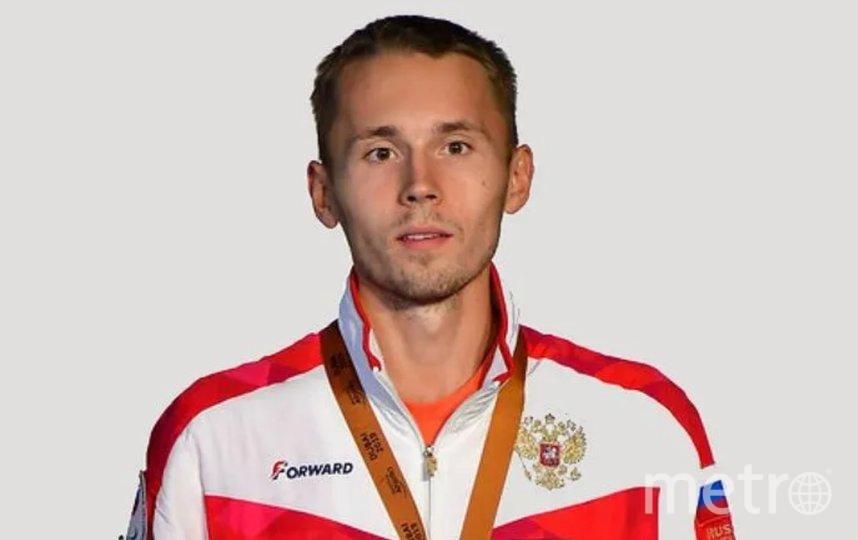 Александр Костин. Фото пресс-служба Паралимпийского комитета России.
