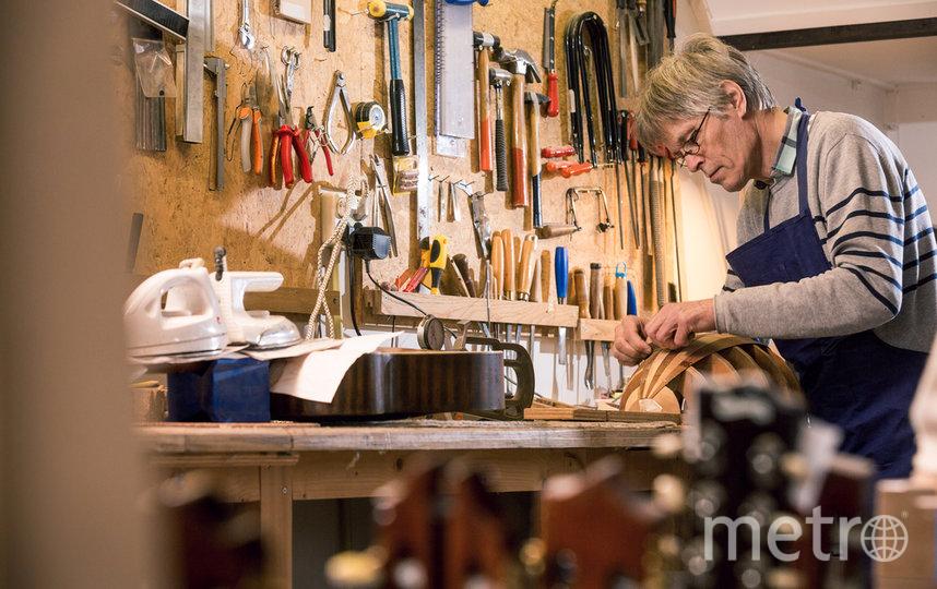 Русские рукодельные товары обретают популярность за границей.