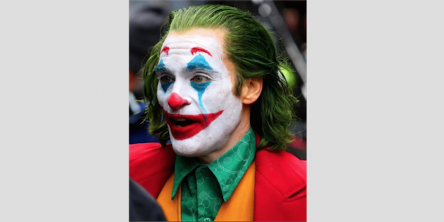 """""""Джокер"""" посчитали опасным фильмом   wallpapercave.com."""