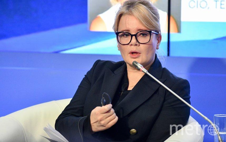 Наталья Сергунина анонсировала технологический конкурс Московского инновационного кластера. Фото Агентство «Москва»