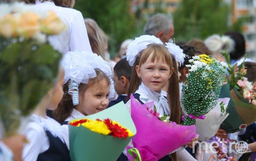 За 10 лет в Москве построено свыше 430 новых школ и детсадов. Фото Агентство «Москва»