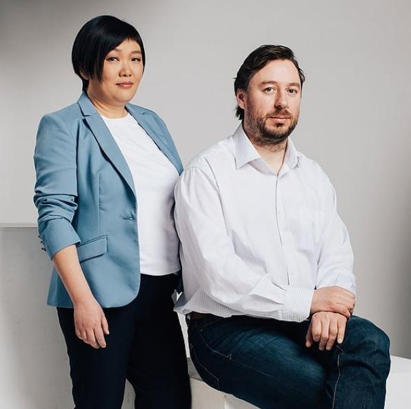 Cупруги Татьяна и Владислав Бакальчук. Фото Скриншот Instagram @vladislav_bakalchuk