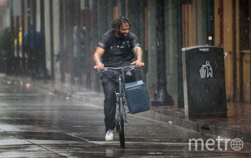 "Ураган ""Ида"" накрыл Луизиану. Фото Getty"