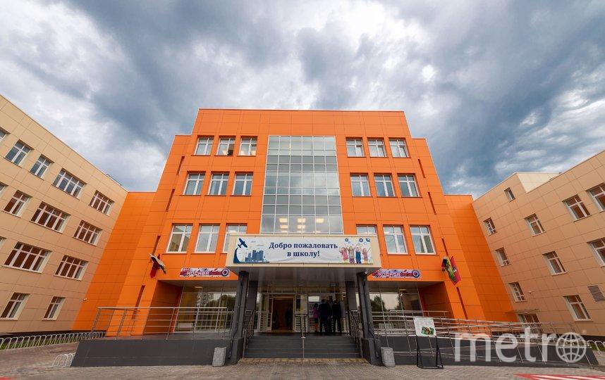 Количество построенных объектов образования в ТиНАО приближается к 100. Фото Агентство «Москва»