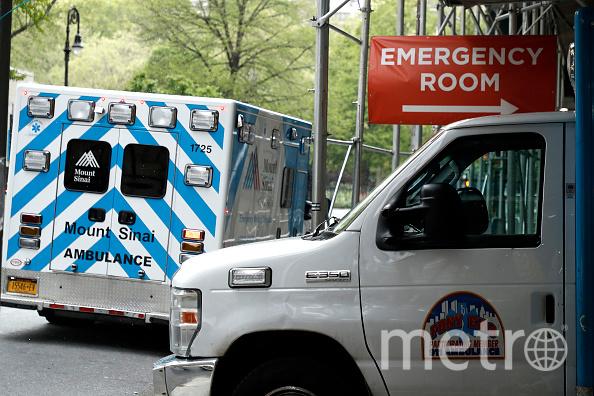 В результате происшествия погибла женщина. Фото Getty.