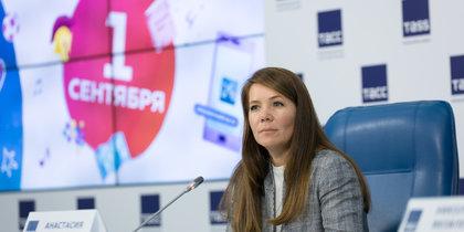 Анастасия Ракова рассказала, как начнётся учебный год в московских школах