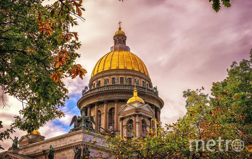 Санкт-Петербург. Фото pixabay