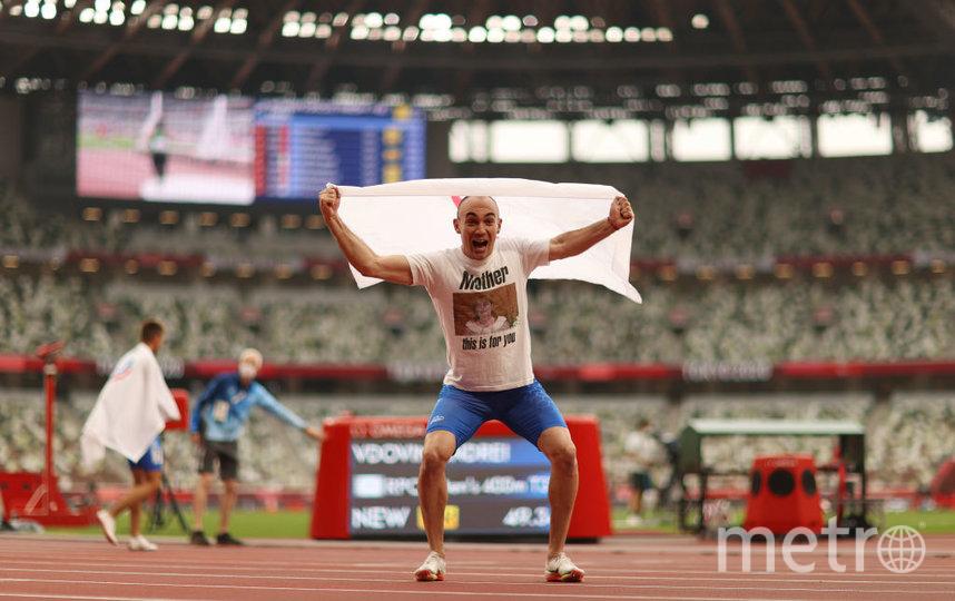 Чермен Кобесов завоевал бронзовую медаль. Фото Getty