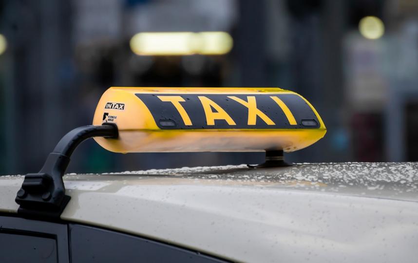 Подростки отправились в Финляндию на такси. Фото Pixabay.