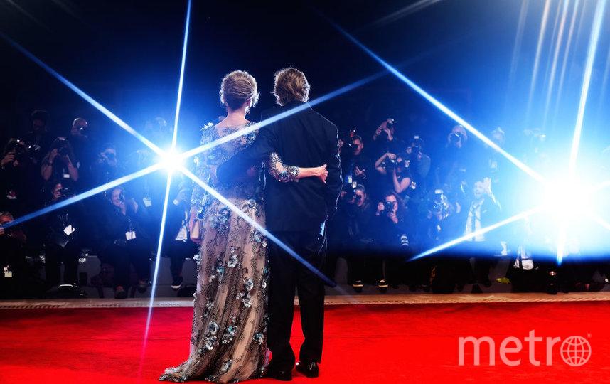 Сегодня в Венеции открылся кинофестиваль. Фото Getty