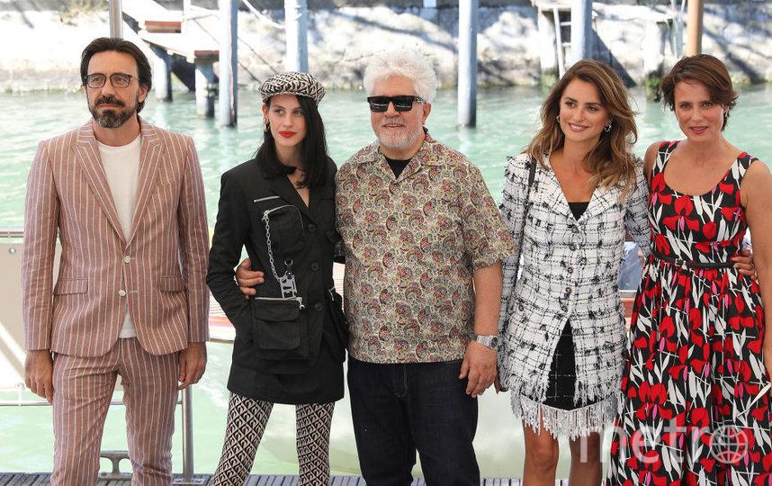 Венецианский кинофестиваль, 1 сентября 2021 года. Фото Getty