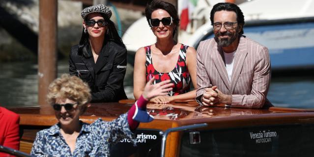 Венецианский кинофестиваль, 1 сентября 2021 года.