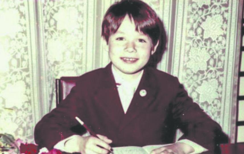 Стас Пьеха в детстве. Фото Предоставлено агентом певца.