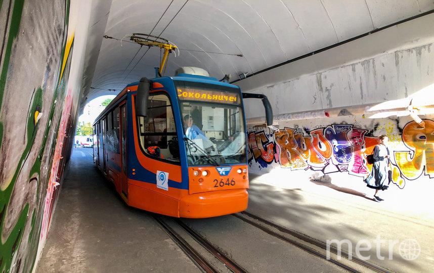 Тоннель 1865 года постройки в Сыромятническом проезде рядом с Курским вокзалом и центром дизайна Artplay перед реставрацией. Фото Агентство «Москва»