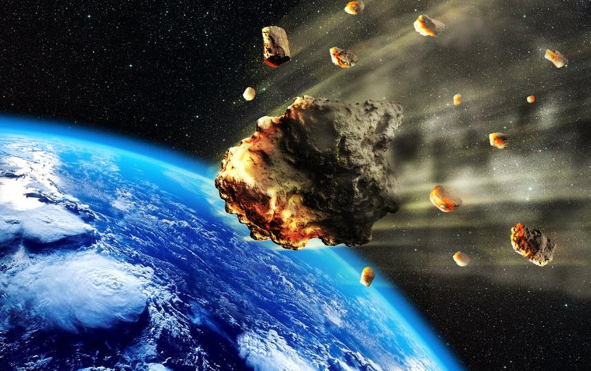 Первое столкновение астероида с нашей планетой произошло около 2,2 млрд лет назад. Фото ISTOCK