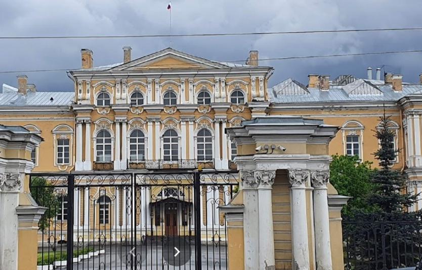 Воронцовский дворец возвели в XVIII веке. Фото google.ru/maps.