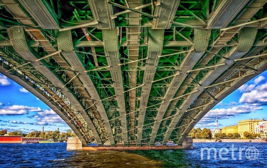 Биржевой мост закроют на ремонт. Фото Pixabay