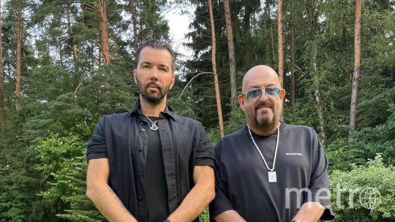 Денис Клявер и Михаил Шуфутинский вместе спели на видео. Фото denisklyaver / Instagram.