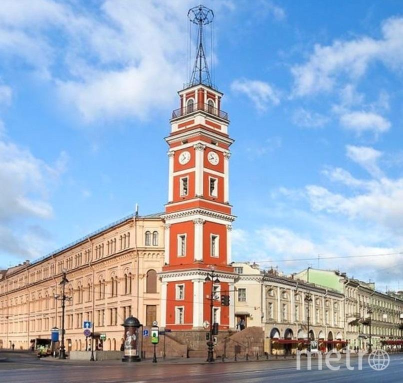 Башню Городской думы в Петербурге откроют для посетителей 9 сентября. Фото Скриншот Instagram @piterbesplatno.