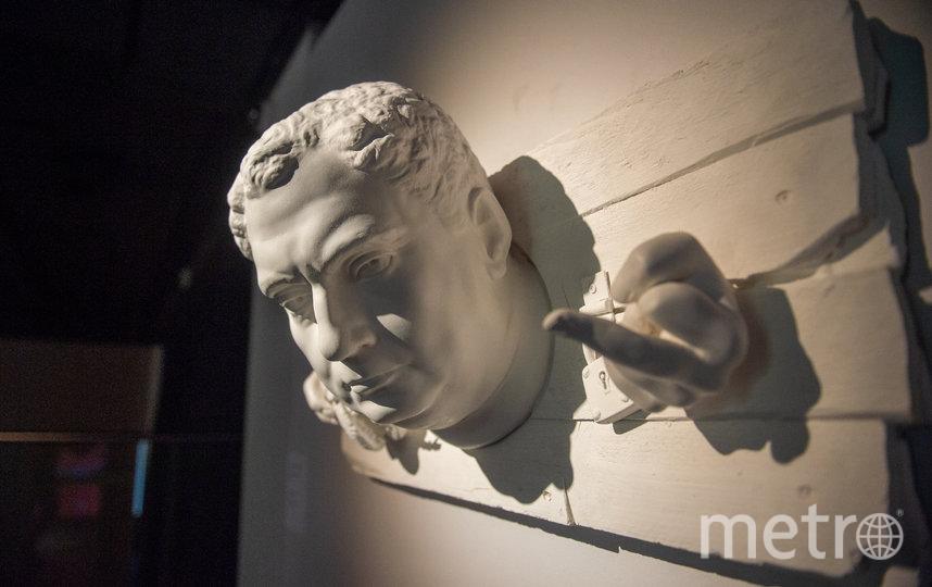 """Скульптура """"Голодный человек"""". Фото Святослав Акимов, """"Metro"""""""