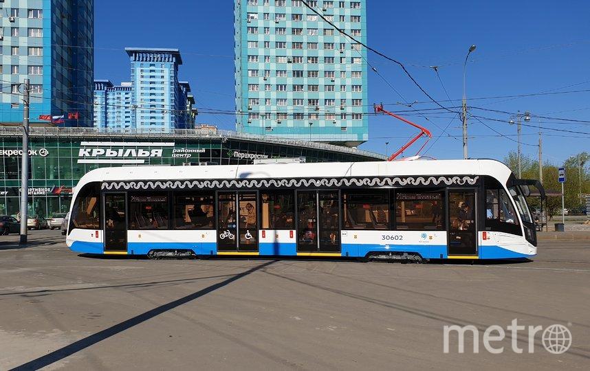 """С 1 сентября пассажиры совершили более 162 тысяч поездок с бесплатными пересадками. Фото АГН """"Москва"""""""