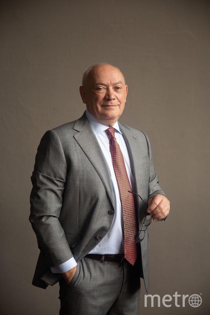 Александр Румянцев. Фото из личного архива А. Румянцева