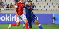 Сборная России по футболу обыграла команду Кипра