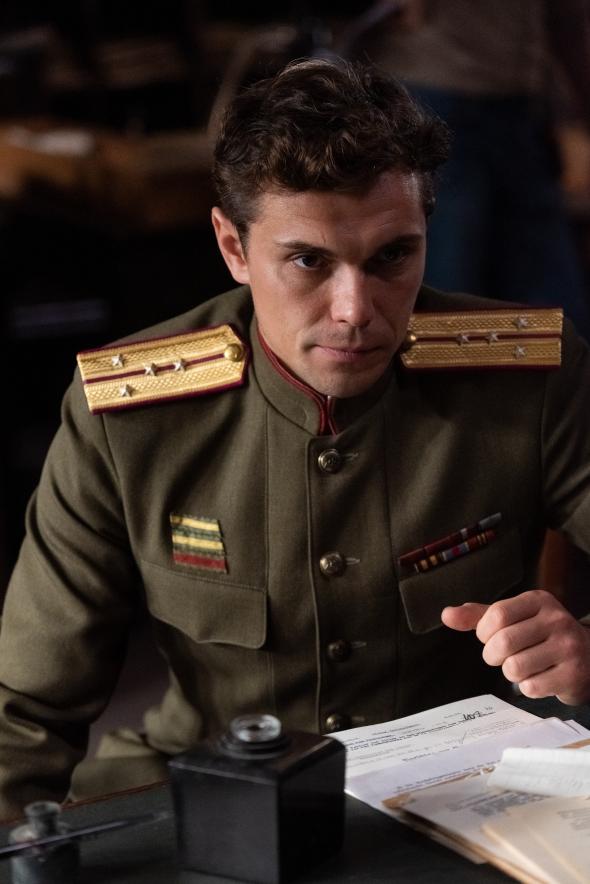 Сергей Кемпо в роли Игоря Волгина. Фото Предоставлено организаторами
