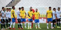 Сборная Аргентины вылетела из Бразилии после сорванного матча квалификации ЧМ